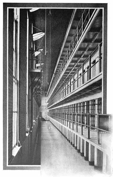 South Cell Block