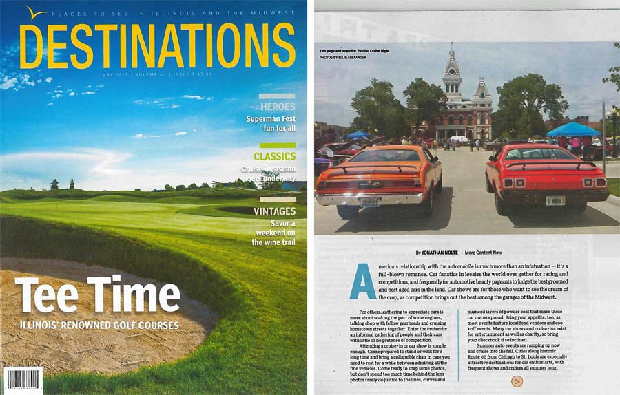 Destinations Magazine