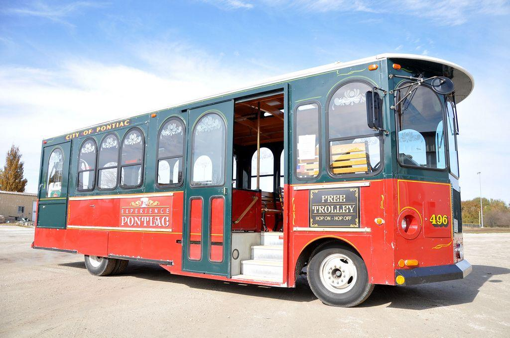 Image of the Pontiac Jolly Trolley