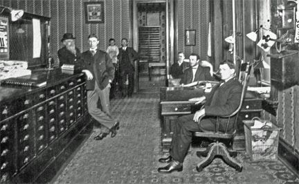 County Clerk's Office - 1905