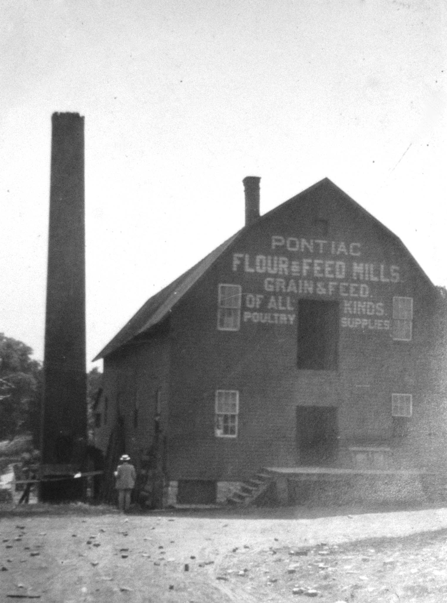 Williams' Grist Mill