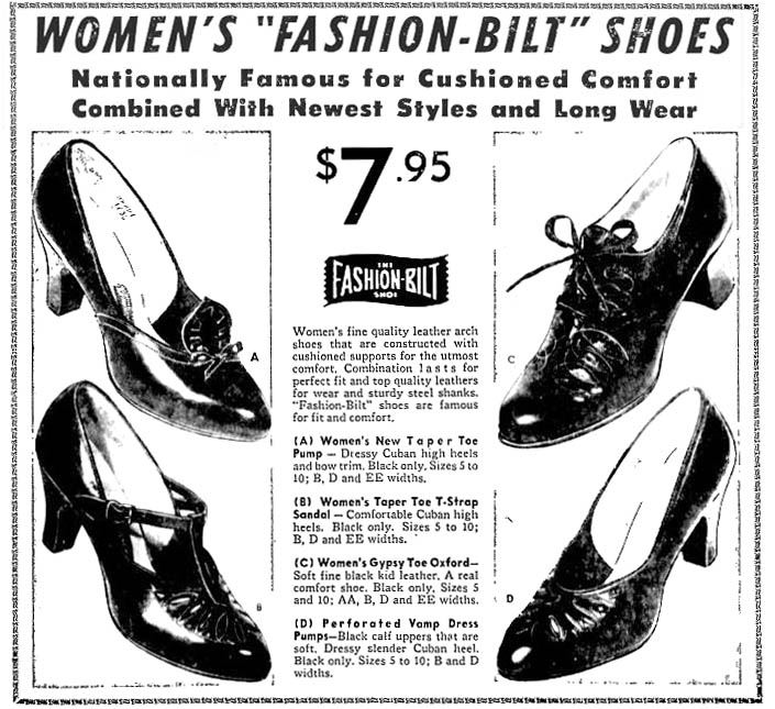 Fashion Bilt Ad